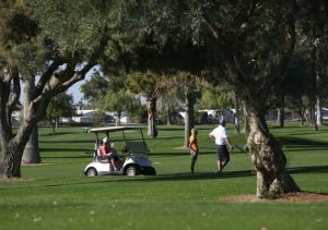Santa Rosa Country Club in Palm Desert will be sold and will no longer serve its members. The 79 acre club was opened in 1978. (Photo: J. Omar Ornelas/ The Desert Sun)